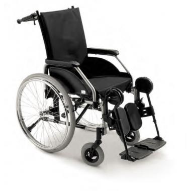 Wózek Polaro 2 1.745 Meyra