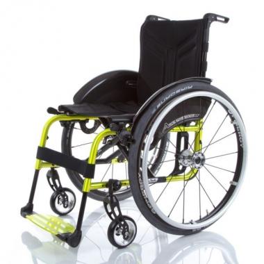 Wózek Inwalidzki Avantgarde Cs Ottobock