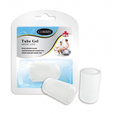 Ochraniacz paznokci i palców Tube Gel Corbby,