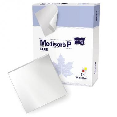 Opatrunek Medisorb P Plus 10X10